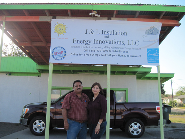 j&l insulation and energy store front
